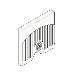 Fond en Alutec® POLAR AIR BOX PELLET 43650066