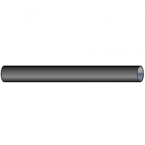 Element droit 100 cm air simple paroi Ø 60 mm noir Poujoulat PGI 60 Ref.08060505-9030