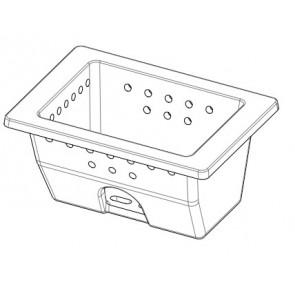 Pièces detachees poele a pellets CADEL Brasero en fonte 41301602601V