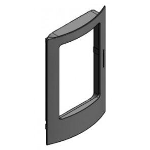Pièces CADEL Cadre porte noir 4D13013026