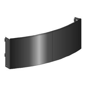Pièces CADEL Frontal inférieur noir 4D2401315413