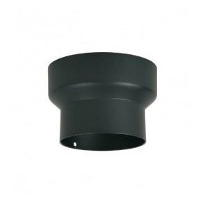 Réduction Diamètre   125 mm vers 120 mm pour poêle à bois