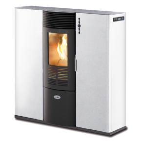 QUADRA 8C Poêle à pellets CANALISABLE  8 kW| 1169€